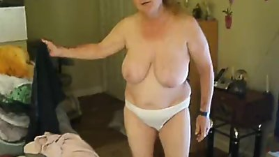Exposed Cora Strips For Hubby
