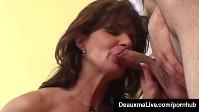 Horny Housewife Deauxma Gets Pounded..