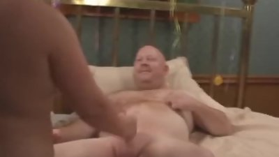 hot str8 bear fucks and cums