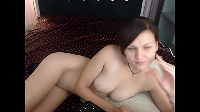 CAMGIRL BB_25 (ANGIE) NUDE, SMOKING,..