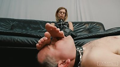 Mature Mistress Feet 2