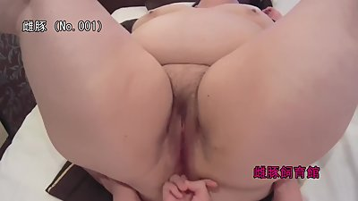 HOME MADE OF JAPANESE AMATURE BBW MILF..