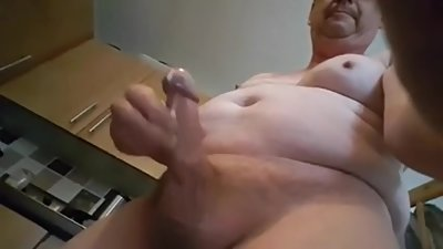 Cumming hard for Bianca