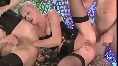 Dirty bi sex three some plus pegging