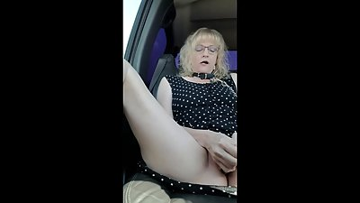Masturbating on the freeway