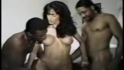 mature wife fucked by two black bulls 1