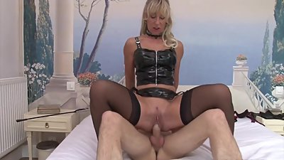 Kinky French Mommy