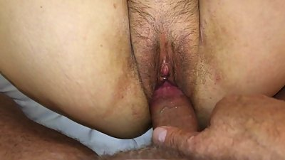 Neglected Married Coworker Creampie