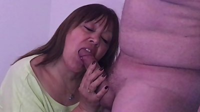 Mature Asian Blowjob 16