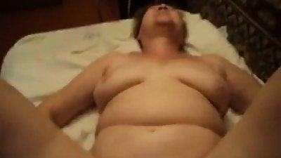 Pussy Mature MOM son fuck Cumshot..