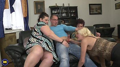 Mature.nl - Super mothers fuck young..